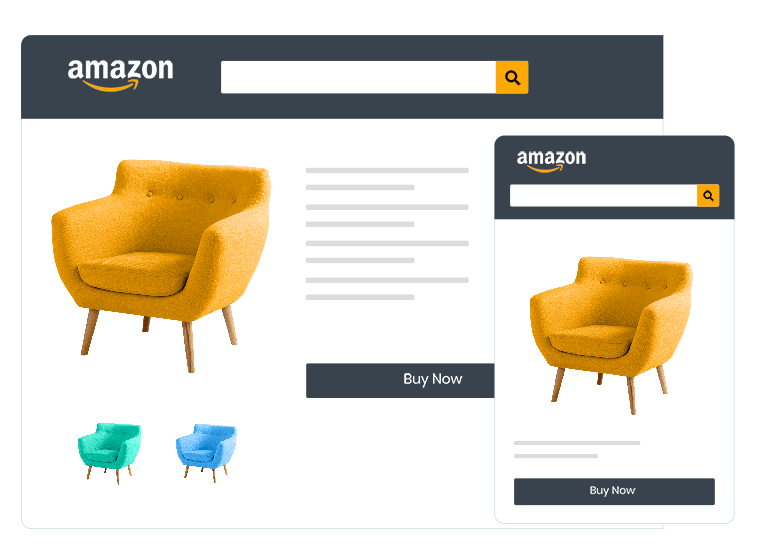 The global online selling leaders are selling their products on the Amazon marketplace for better growth and increased ROI. And, Builderfly lets you integrate your Amazon account to your Builderfly store to automate the entire process.