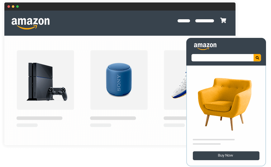 Sell your products online on Amazon and grow your ecommerce business. Use Builderfly dashboard to manage your Amazon business efficiently.
