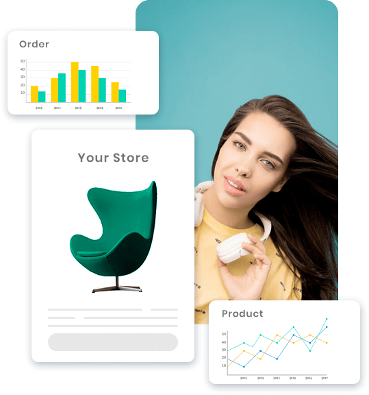 There are many options to build an online store. Online store builders are rated the best by their ease of customization and a few other essential features. Check out the best free online store builder here!