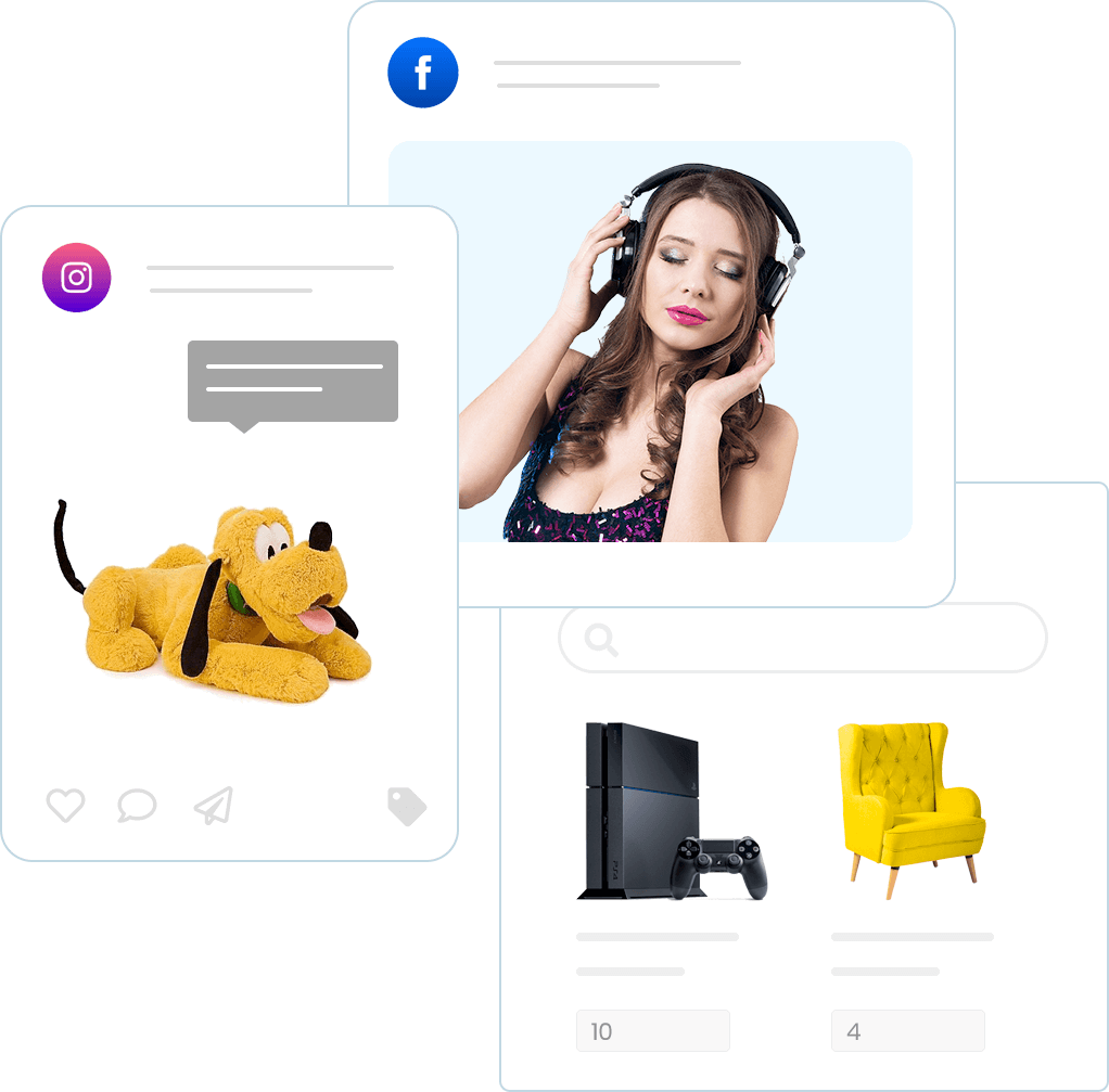 Create a custom ecommerce website as well as a native mobile app with Builderfly Ecommerce Platform for selling your products or the products of your choice, online.