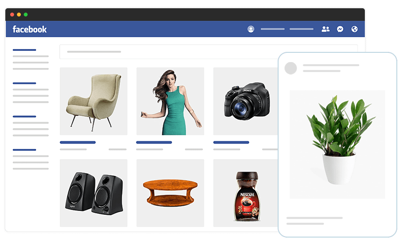 Build and automate your Facebook business by integrating it with Builderfly platform. The online shopping store contains Builderfly products to sell.