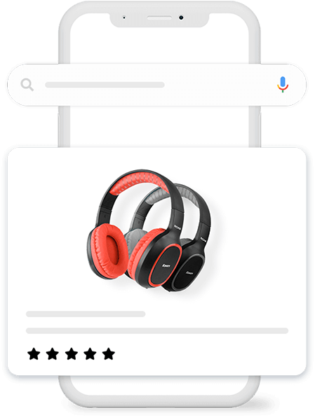 Google integration with Shopping, Adwords & Analytics leads to overall business growth. The marketplace allows you to setup PPC ads of listed products for the mobile shoppers online.