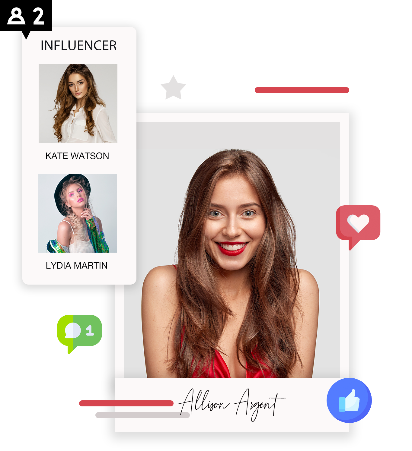 Builderfly helps you connect with influencers who can potentially boost your sales by recommending your products to the target audience.