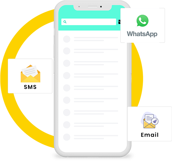 Builderfly is a complete ecommerce solution that is equipped with all the important marketing tools you name. Be it WhatsApp, be it email, or be it SMS.