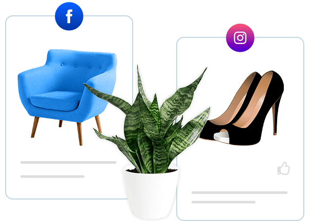 Builderfly empowers you to convert Facebook page likes into ecommerce sells. Online business can take an upward swing with integration of Builderfly & Facebook stores.