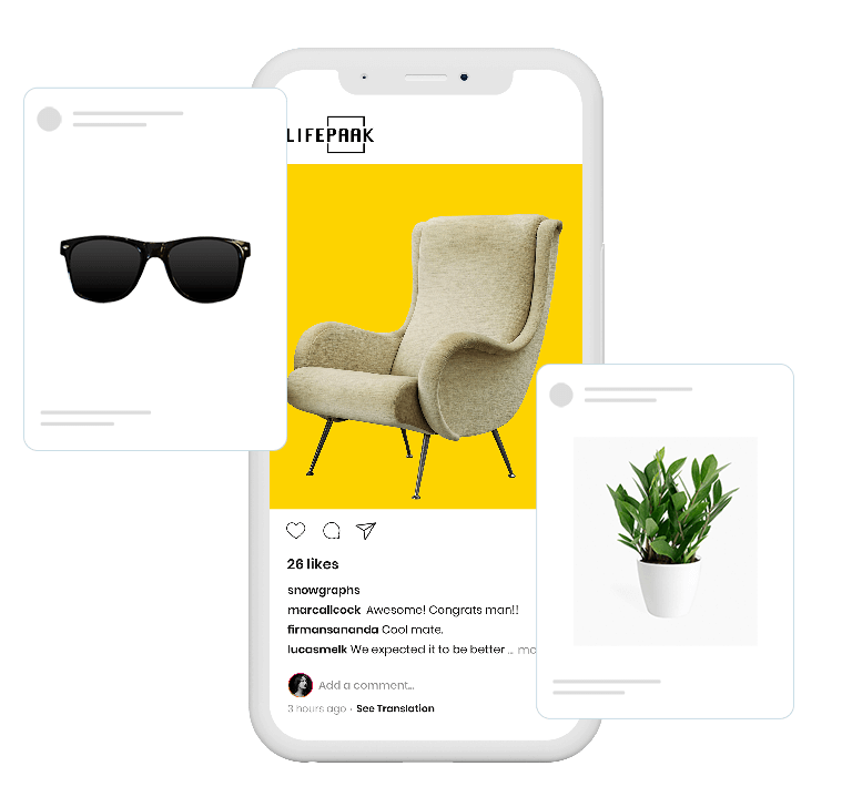 Sell your niche products online using native iOS & Android mobile app stores created using Builderfly platform. It will enhance the conversion rates.