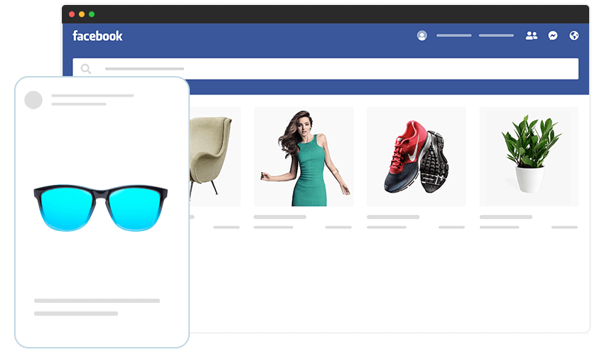 Integrate Builderfly with your Facebook page to automate your online business. Setup Facebook ads for your Builderfly products in easy way from your dashboard.