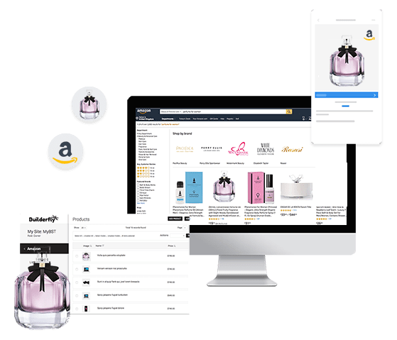 Start Selling Your Products on Amazon Using Builderfly